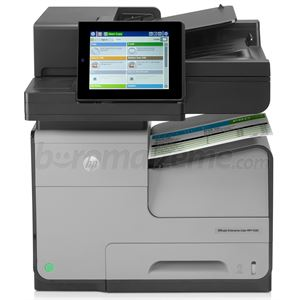HP B5L04A HP Officejet Enterprise Color MFP X585dn InkJet Yazıcı (A4)