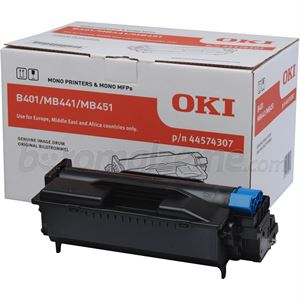 OKI B401/MB441/451 Drum (44574307)