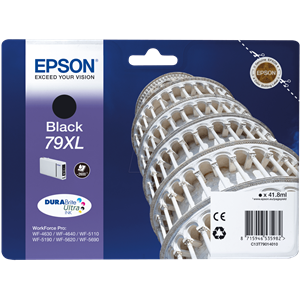Epson C13T79014010 S.pack Black 79XL DURABrite UltraInk 41.8 ml