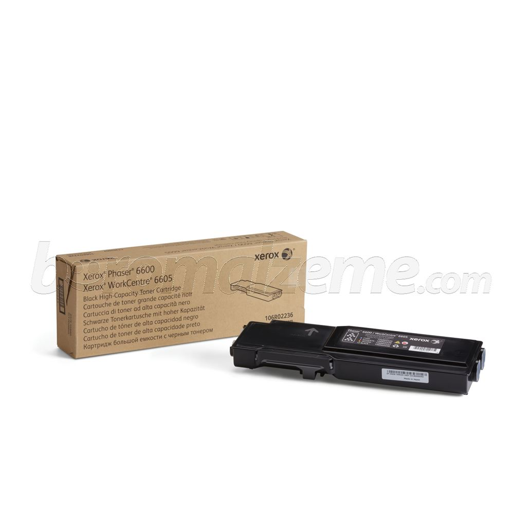 Xerox WC 6605 / Phaser 6600 Y.K. Black Toner