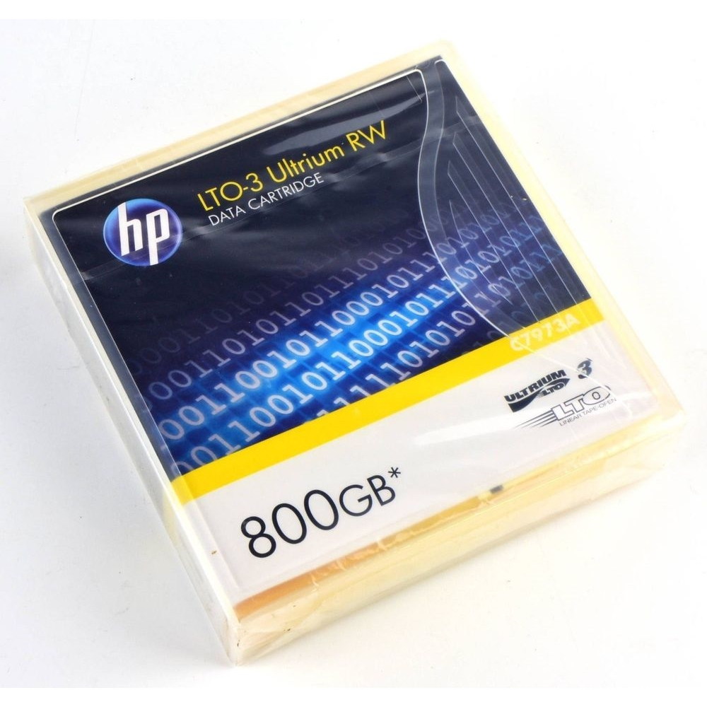 HP C7973A 800GB LTO3 DATA KARTUŞ